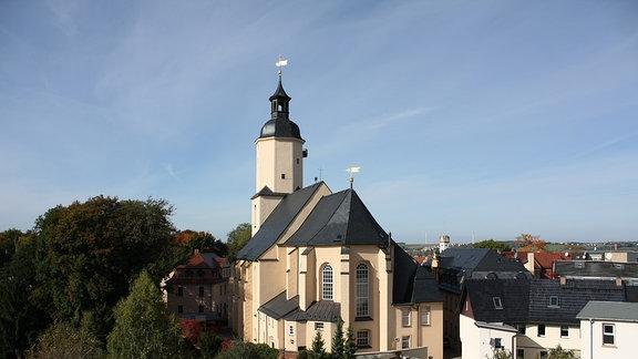 Georgenkirche in Glauchau