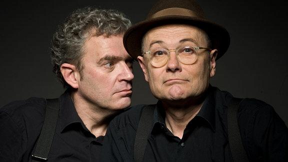 Kabarett-Duo Pigor und Eichhorn