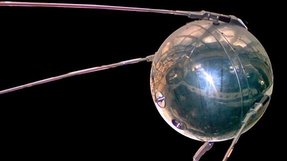 Model von Sputnik 1