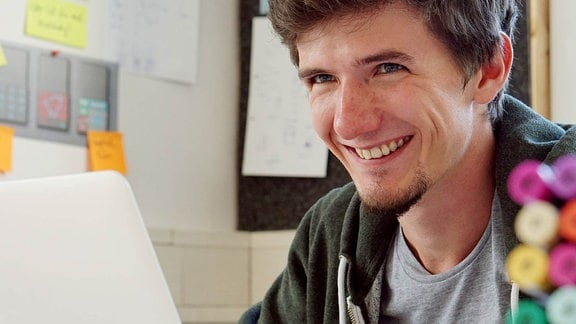 Appdesigner Hannes Wilke