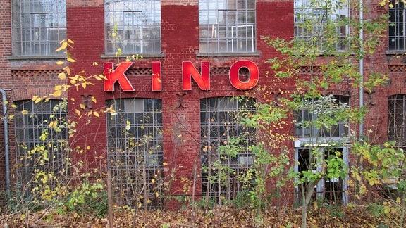 Luru Kino in der Spinnerei Leipzig