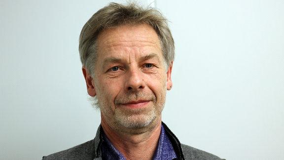 """Matthias Schmidt, Filmemacher von """"Merkel - Die Unerwartete"""""""