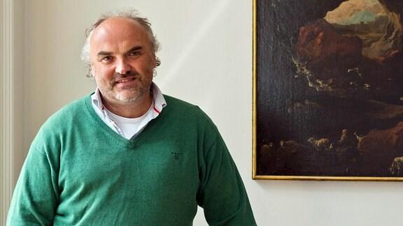 Jiří Fajt, Kunsthistoriker, Direktor der Nationalgalerie Prag