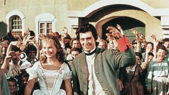 """Rolf Ludwig in """"Das Feuerzeug"""""""