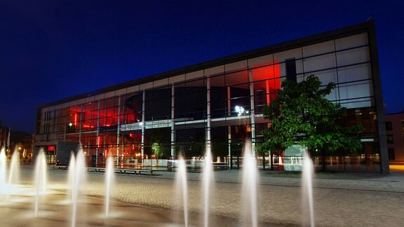 Das Erfurter Theater, 2012