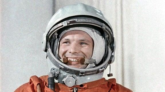 Juri Gagarin, 1961