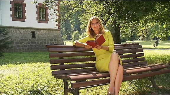 Schlössertour mit Kim Fisher: Auf Schloss Elisabethenburg