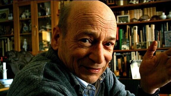 Portrait des Künstlers Lothar Sel