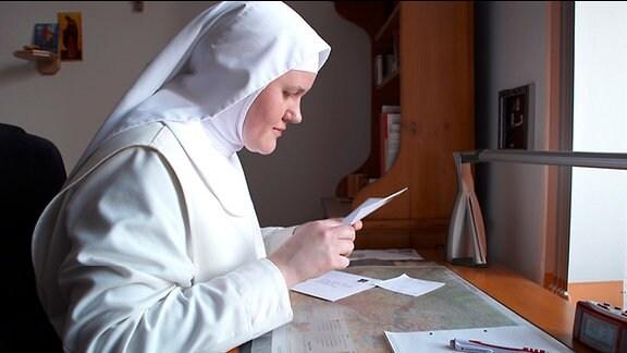 Berufswunsch Nonne