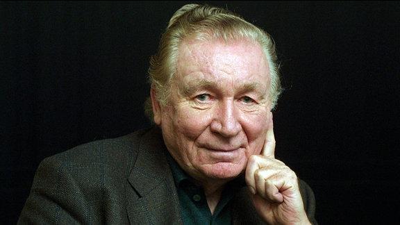 Regisseur Frank Beyer, 2001