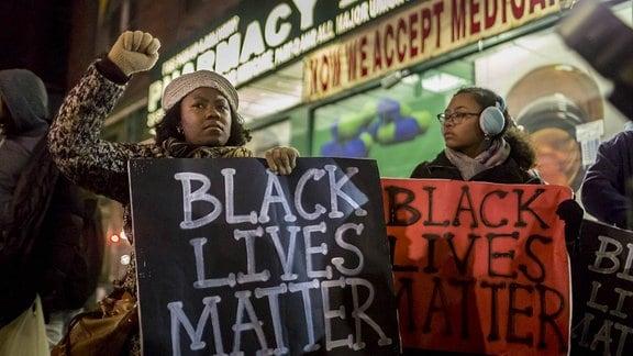 Black Lives Matter-Bewegung