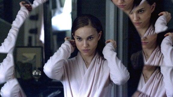 Natalie Portman in Black Swan.