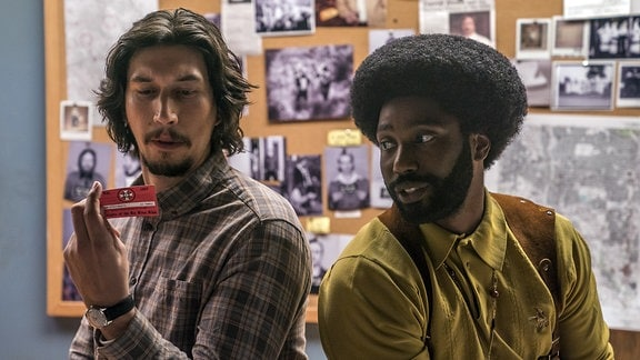 BlacKkKlansman, film