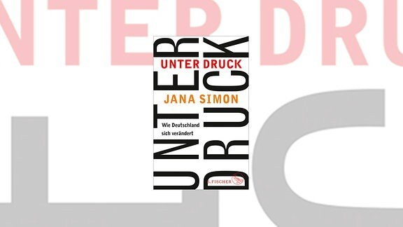 Buchcover - Jana Simon: Unter Druck