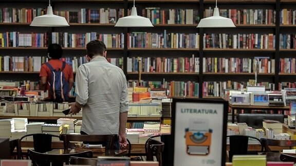 Ein Buchladen