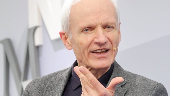Christoph Türcke, Buchmesse