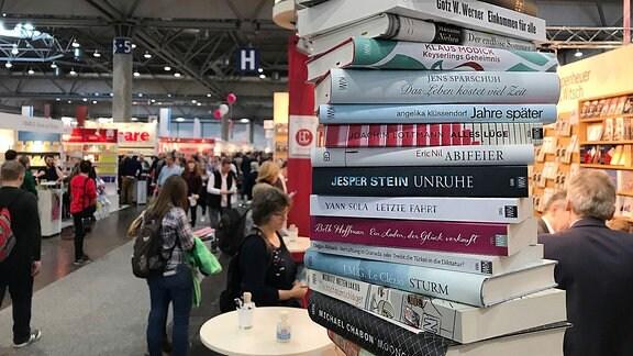 Impressionen der Leipziger Buchmesse 2019