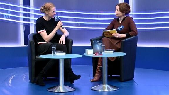 Buchmesse 2018 - Anja Kampmann