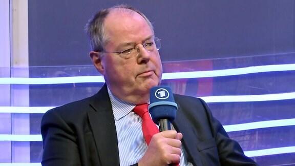 Buchmesse 2018 - Peer Steinbrück