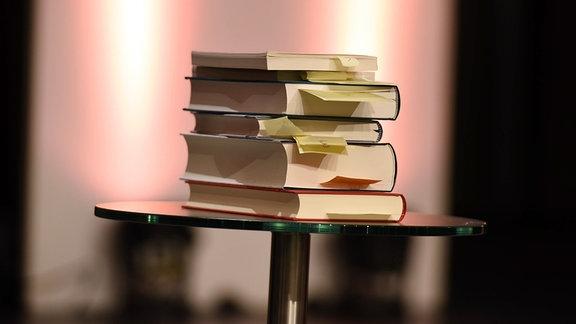Bücher mit Lesezeichen