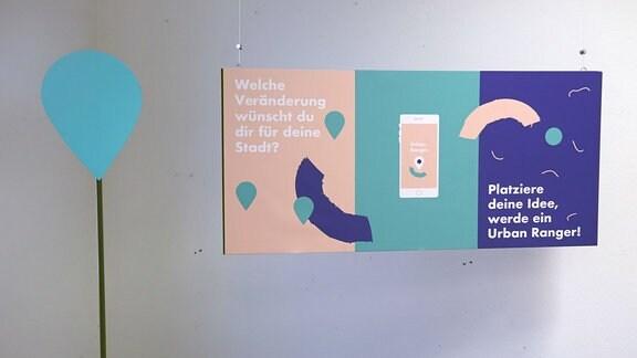 Ausstellungsobjekt der Burg Jahresausstellung 2019, Kunsthochschule Burg Giebichenstein