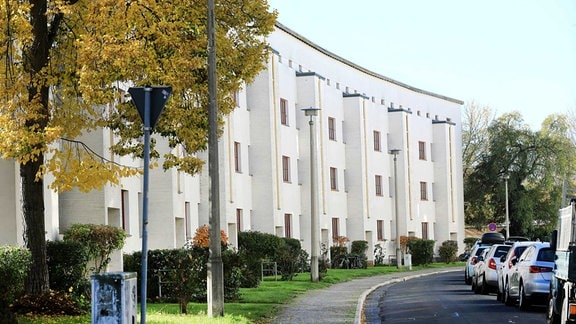 Wohnsiedlung Cracau in Magdeburg