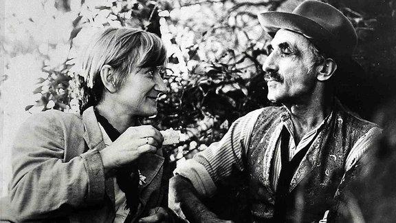Carmen-Maja Antoni und Fritz Marquardt