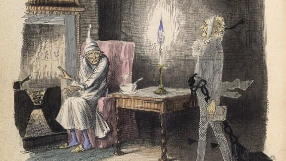 Charles Dickens Weihnachtsgeschichte