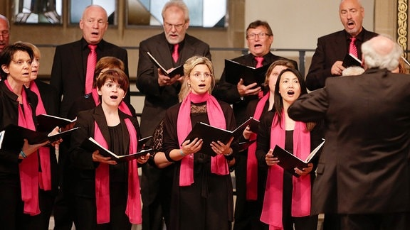 Konzerte in der Stiftskirche.