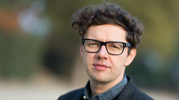 Schauspieler Christian Friedel