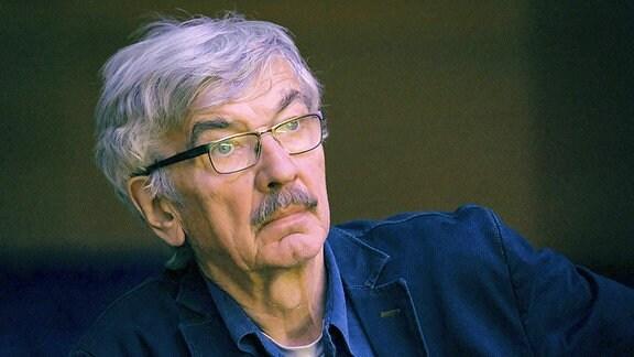 Der Schriftsteller Christoph Hein.