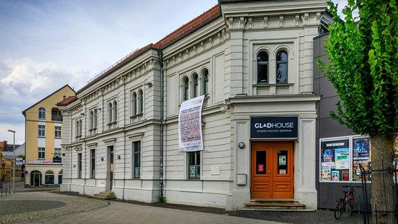 Jugendkulturzentrum Glad-House Cottbus