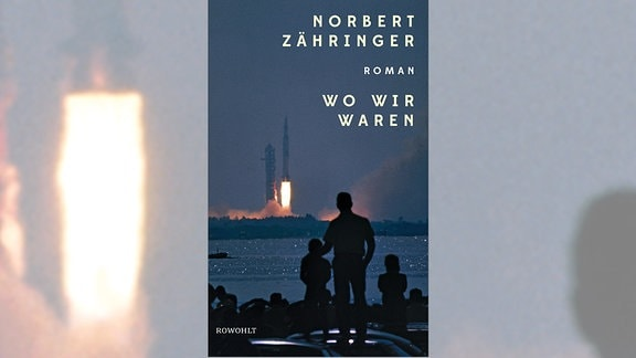 Norbert Zähringer: Wo wir waren - Buch-Cover