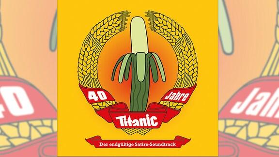 Cover zum Hörbuch über 40 Jahre Titanic