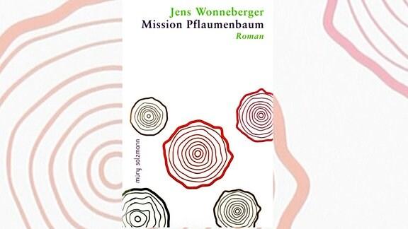 "Buchcover ""Mission Pflaumenbaum"""