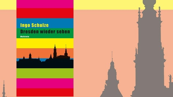 "Cover: Ingo Schulze ""Dresden wieder sehen"""