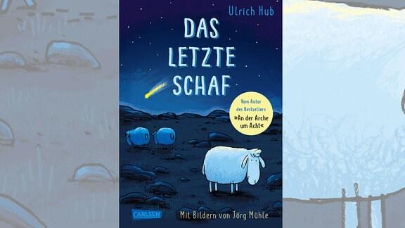 """Buchcover """"Das letzte Schaf"""""""