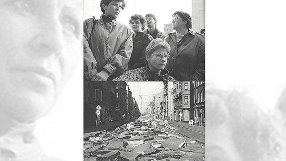 """Cover des Buches """"Das Jahr 1990 freilegen""""."""
