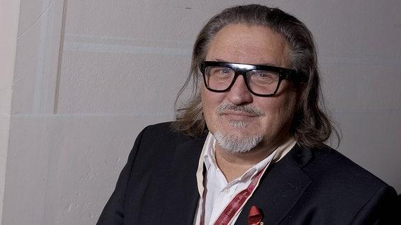 Produzent und Sänger Edward Edo Zanki
