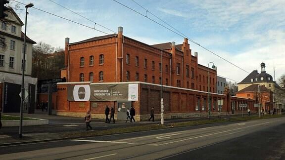 Gedenk- und Bildungsstätte Andreasstraße
