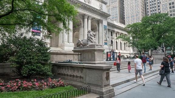 Ex Libris: Die Public Library von New York , Film