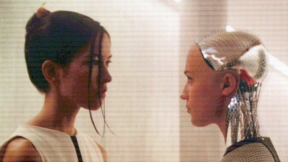 Screenplay - Ex Machina