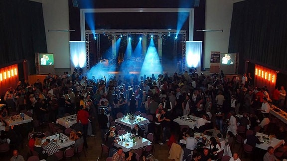 Festhalle Ilmenau