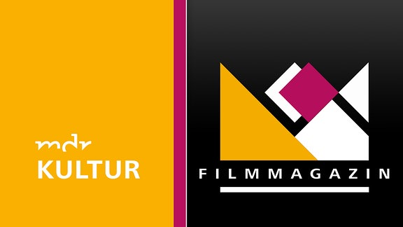 MDR KULTUR | Filmmagazin - Logo