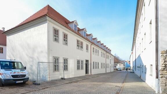 Die sanierte Historische Druckerei
