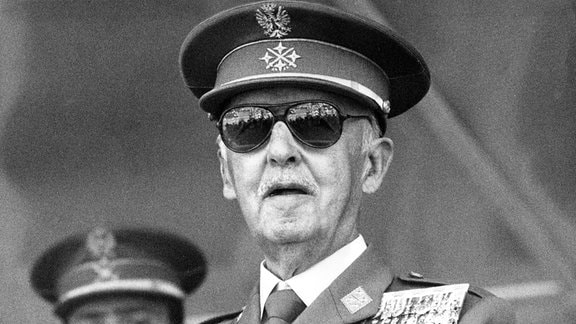 General Francisco Franco, 1974
