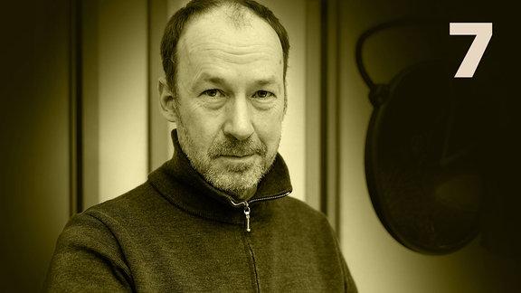 """Lesung """"Cervantes"""" von Bruno Frank mit Sprecher Ulrich Noethen"""
