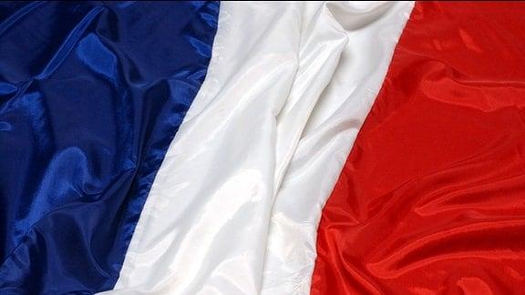 Nationalflagge Frankreichs
