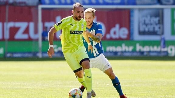Fabio Viteritti gegen Nils Butzen