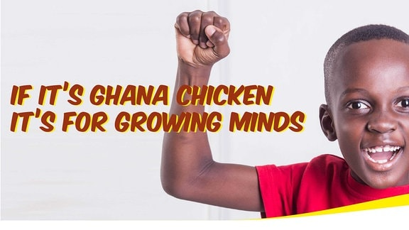 Eat Ghana chicken